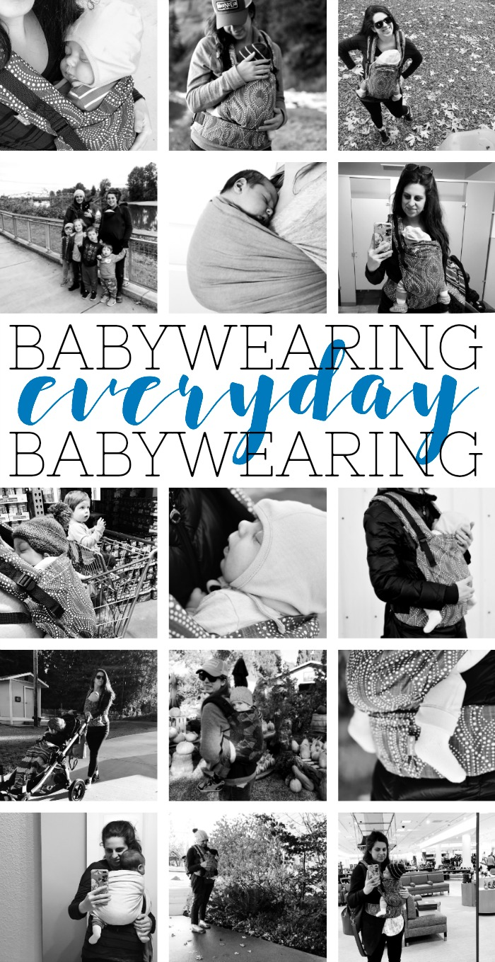 Babywearing Everyday