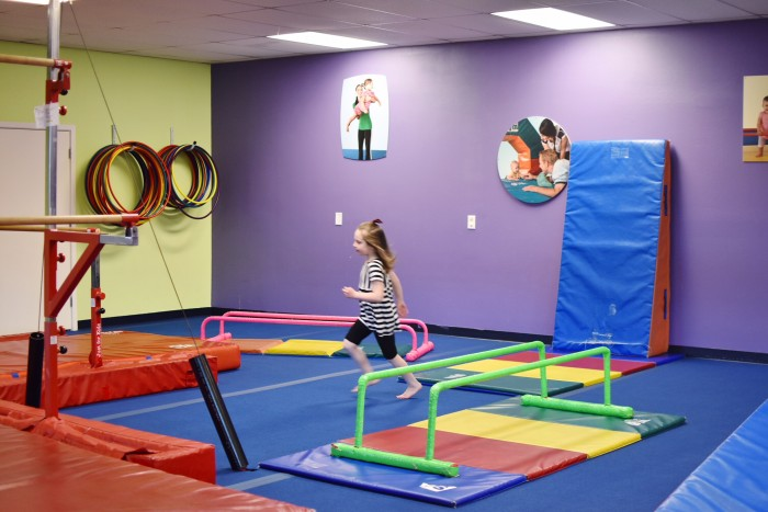 Try Out a Class at The Little Gym For Free + Have Some