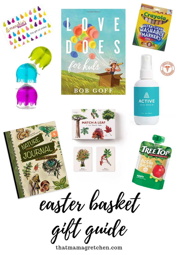 Easter Basket Gift Guide