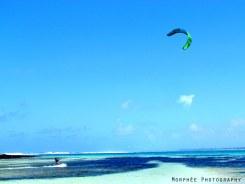 Kitesurf in Mauritius