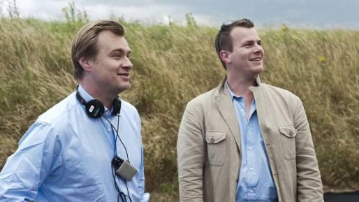 Christopher and Jonathan Nolan