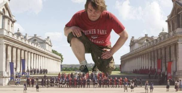 Jack Black (Gulliver's Travels, 2010)