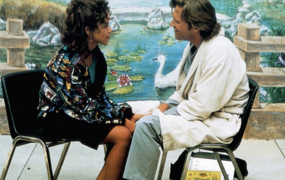 Rosie Perez, Jeff Bridges
