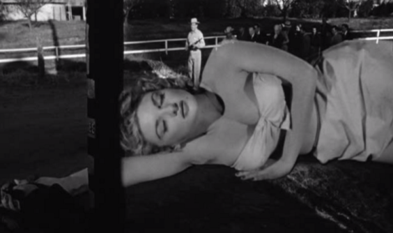 Allison Hayes (Attack of the 50 Foot Woman, 1958)