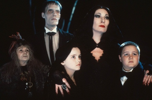 The Addams Family, 1991