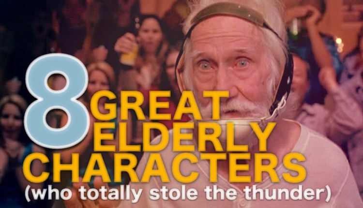 Elderly Supporting Characters