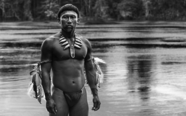 Nilbio Torres (Embrace of the Serpent, 2015)