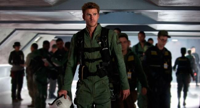 Liam Hemsworth (Independence Day: Resurgence, 2016)