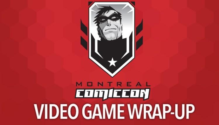 Montreal Comiccon 2106