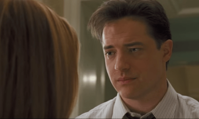 Brendan Fraser (Crash, 2004)