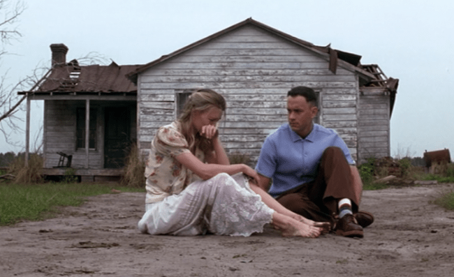 Not Enough Rocks and the Meaning of Jenny in 'Forrest Gump' | That Moment In