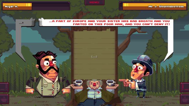 Ohh...Sir!! The Insult Simulator