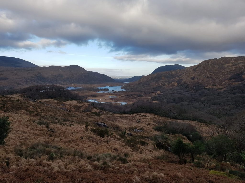 December in Ierland - Killarney NP