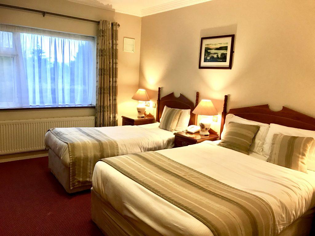 De kosten van Hotels en B&B's lees je  hier.
