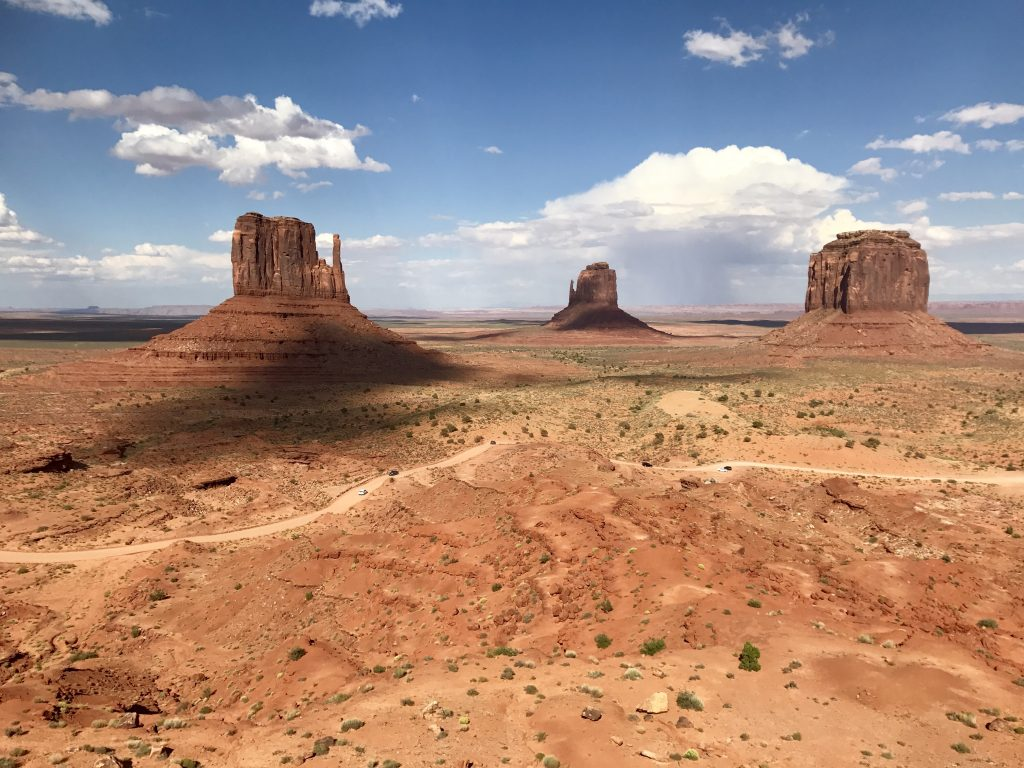 National Parks in Amerika: Monument Valley