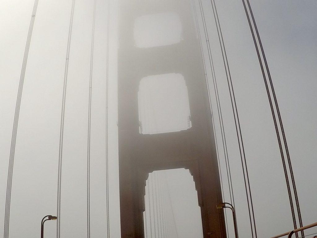Golden Gate Bridge, Amerika