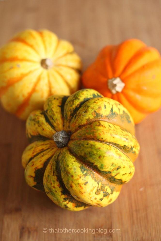A Simple Pumpkin Soup @ thatothercookingblog.com