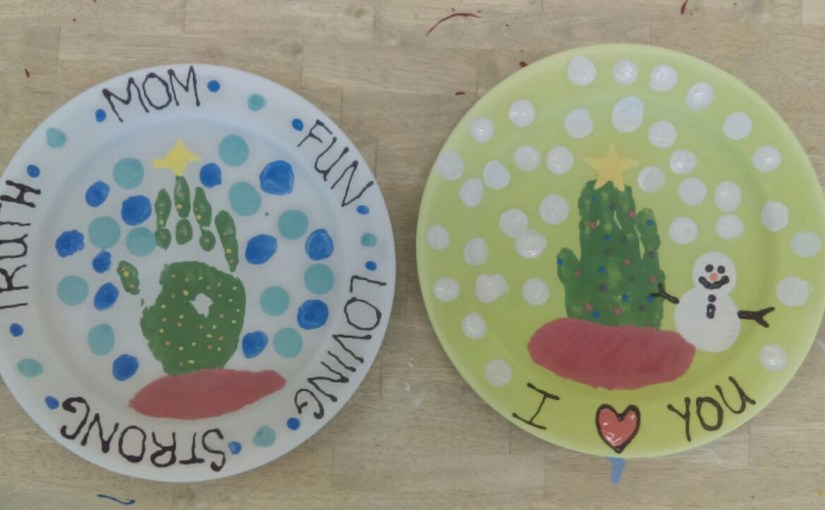 Yes, Virginia there is still time to paint pottery for Christmas! Holiday Open Studio Times & Art Camp!