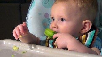Parenting Report Card: 36 Weeks