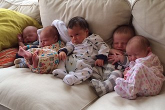 That Poore Baby has a great support group