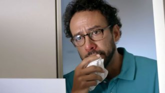 Dads Don't Take Sick Days Commercial from Vicks NyQuil