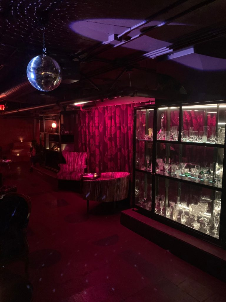 Voysey speakeasy in Portland