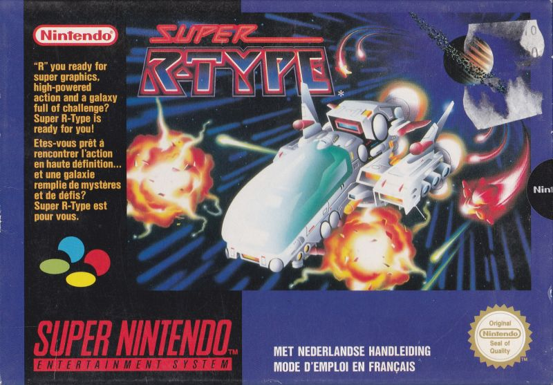 [REVIEW] Super R-Type