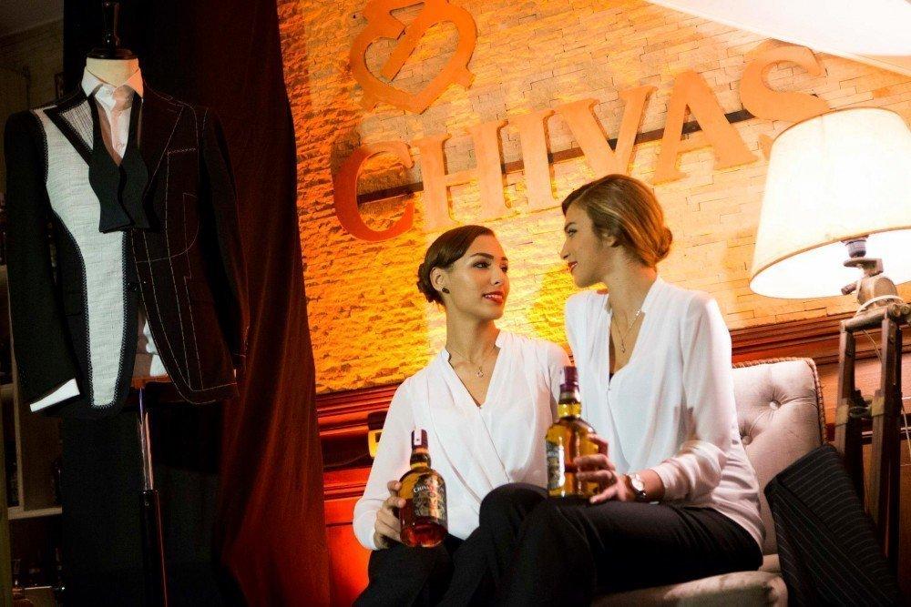 Lancement Chivas Regal, Lancement de produits maroc rp