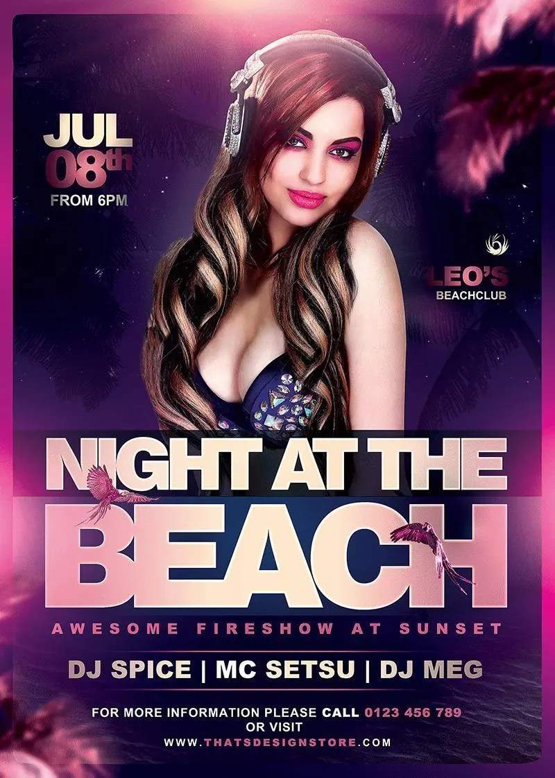 Night-at-the-Beach-Flyer-Template-V2-800