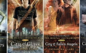 The Mortal Instruments books