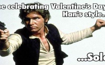 Valentine's Day, Single