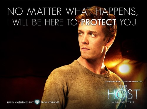 Jake Abel, The Host