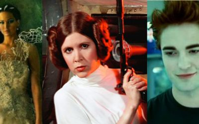 Carrie Fischer Star Wars 7