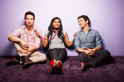 Dr. Mindy Lahiri, She's just like me! The Mindy Project ...