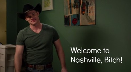 welcome to Nashville bitch