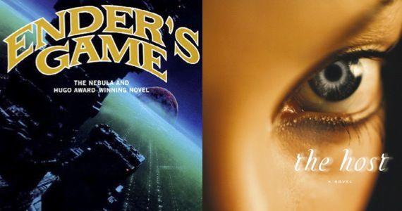 Ender's Game vs. The Host