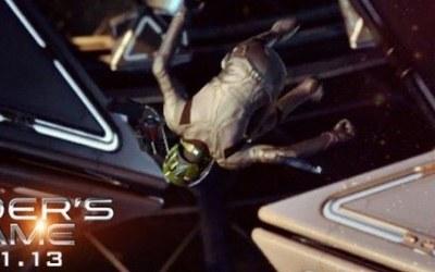 Ender's Game cast