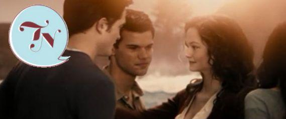 Jacob and Renesmee, Twilight,