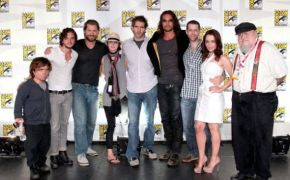 Game of Thrones, Comic Con lineup