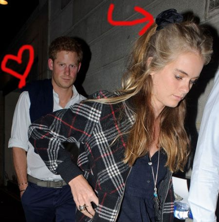 Scott Eastwood, Prince Harry, Cressida Bonas