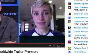 Divergent Director, Divergent Trailer, Neil Burger, Theo James