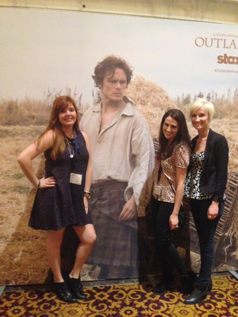outlander fan event