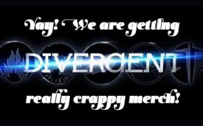 divergent merch