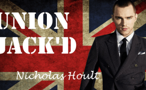 Union Jack'd with Nicholas Hoult