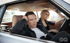 Benedict Cumberbatch girlfriend,