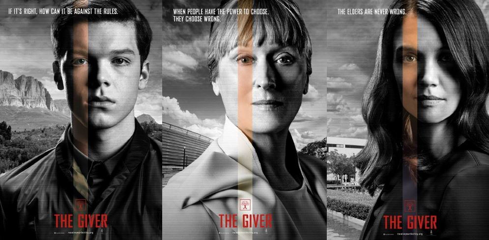 the elders are never wrong the giver movie review that