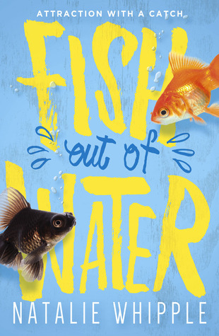 Book review fish out of water by natalie whipple that for A fish out of water book