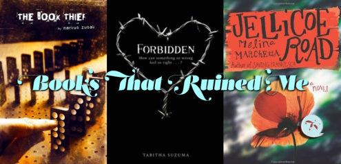 Books that Ruined Me   That s Normal
