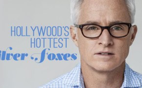 hollywood's hottest silver foxes