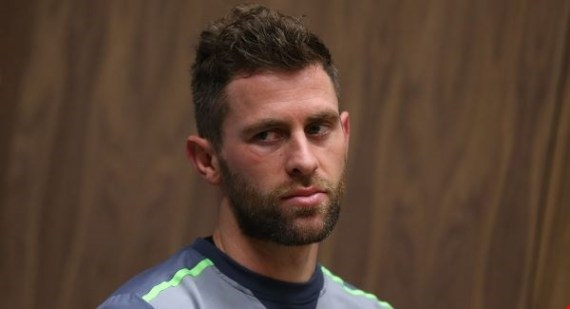 Daryl Murphy does not approve